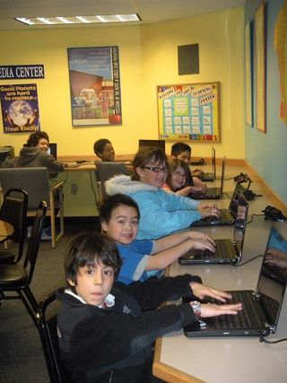 Boys & Girls Club laptops 2011