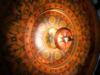 Hirschfeld Theatre Ceiling