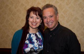 Lisa & Alan Weiss 2012
