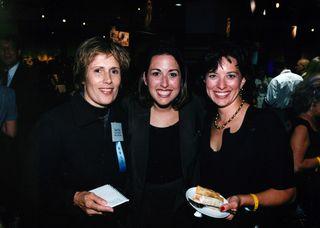 Diana Nyad Janet Evans and Lisa