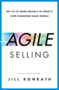 Agile Selling book cover
