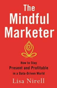 The Mindful Marketer book cover