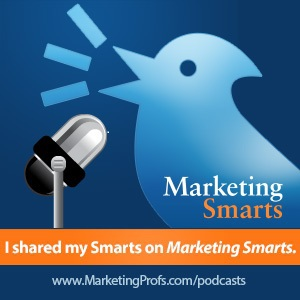 Marketing Smarts Podcast Badge