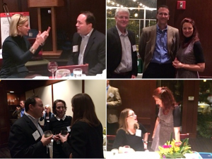 CMO Peer Group Event Collage
