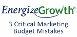 3 Critical Marketing Budget Mistakes Video Screenshot