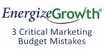 3 Critical Marketing Budget Mistakes Video Screenshot