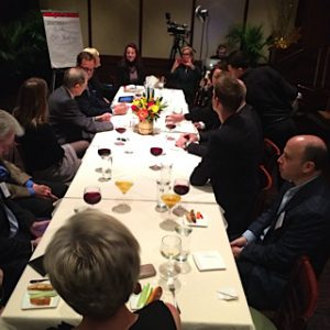 CMO Event Table Discussion