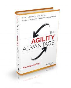 Agility Advantage Book Cover