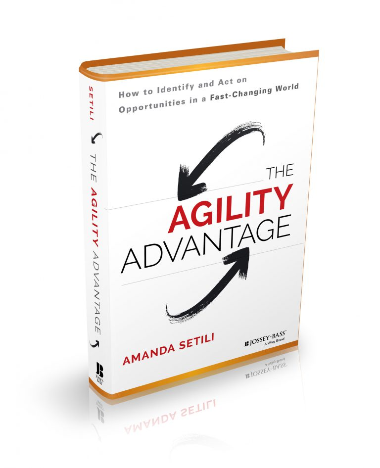 Agility Advantage Book Cover
