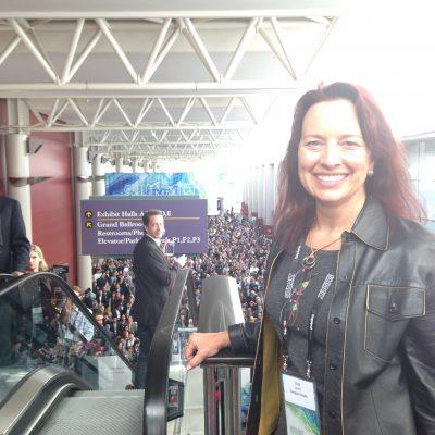 Marketing expert Lisa Nirell at the 2015 Adobe Summit