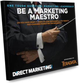 Be a Marketing Maestro: Marketing Leadership eBook
