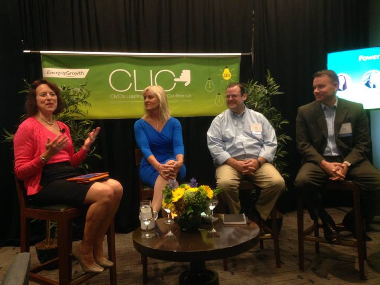 The CLIC '15 CMO Power Panel: Creating Marketing Innovations in Mature Markets
