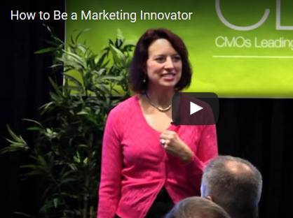 How to Be a Marketing Innovator with Lisa Nirell