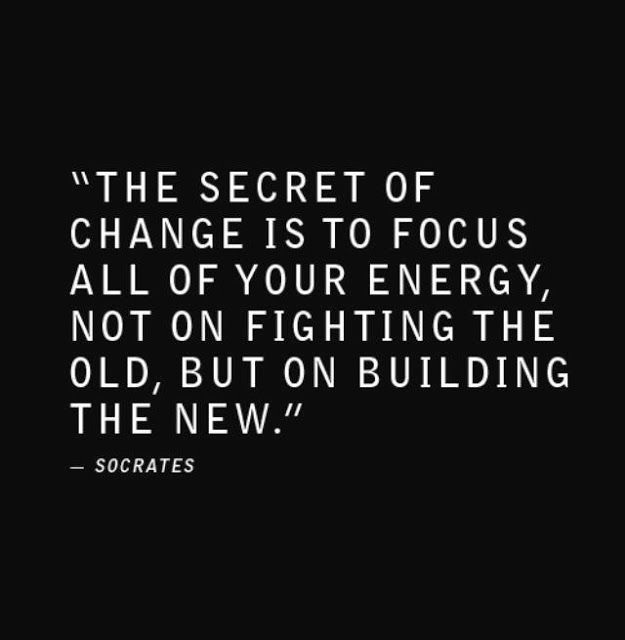 Socrates Change and Innovation Quote