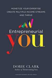 Entreprenurial You Book Cover Dorie Clark