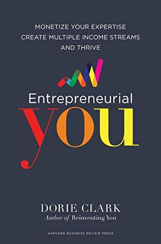 Entreprenurial You Book Cover Dorie Clark