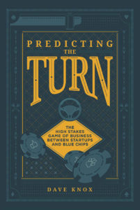 Predicting the Turn by Dave Knox book cover