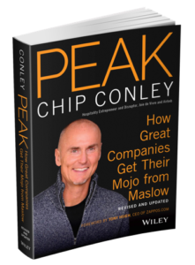 Chip Conley Peak book cover