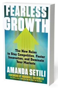 Fearless Growth Cover Amanda Setili